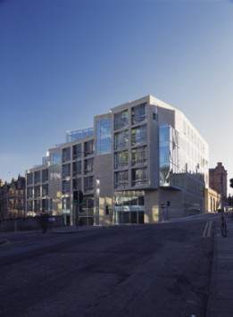 Fit Out For Edinburgh College Of Art Interiors And