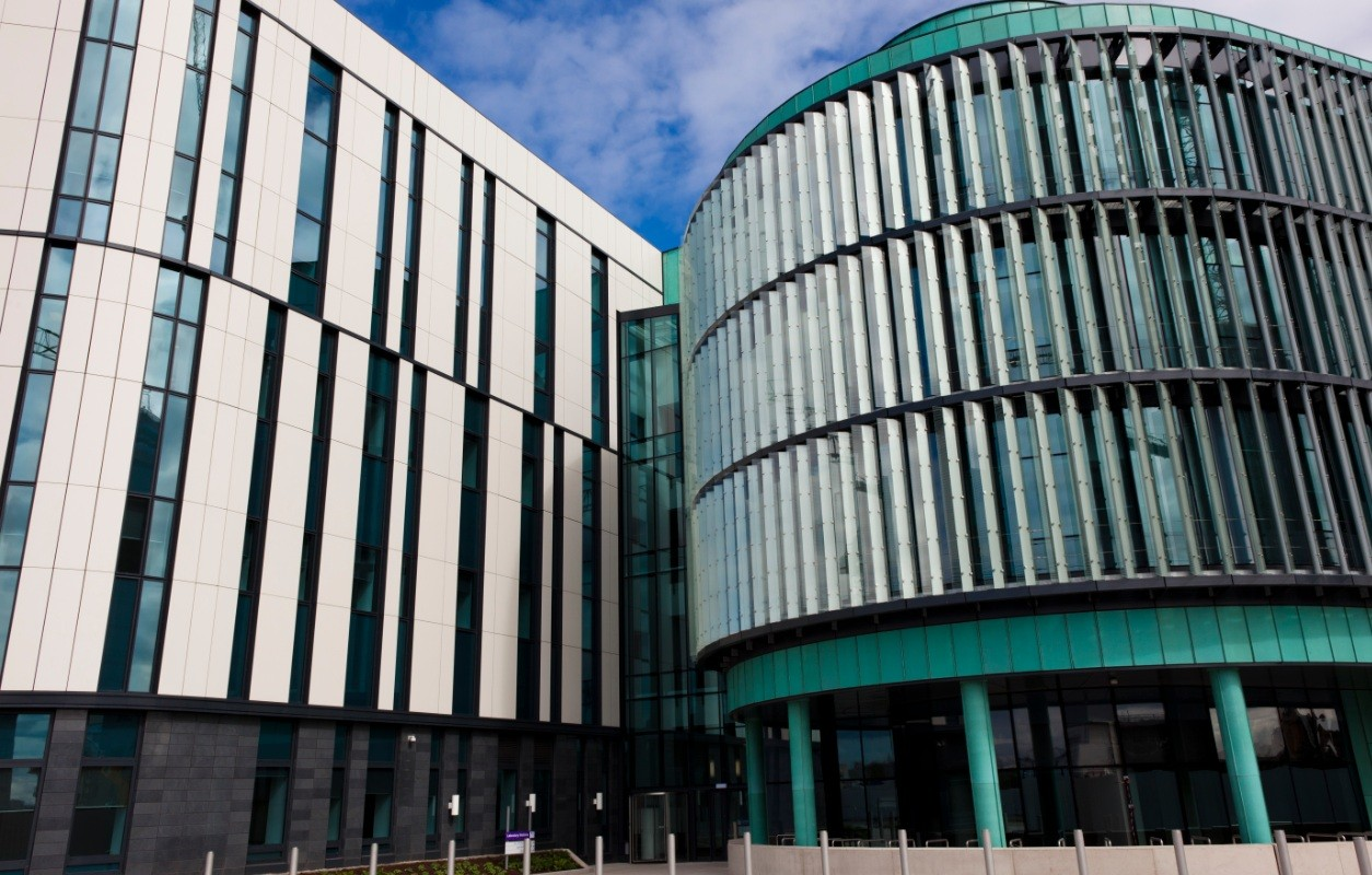 Laboratory Medicine Building Health Scotlands New