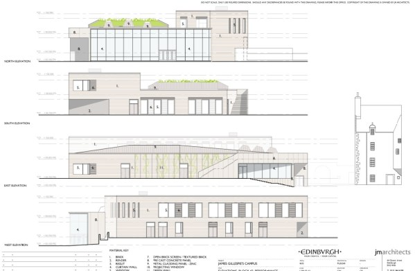 JM Architects submit Edinburgh school plans : August 2011 ...