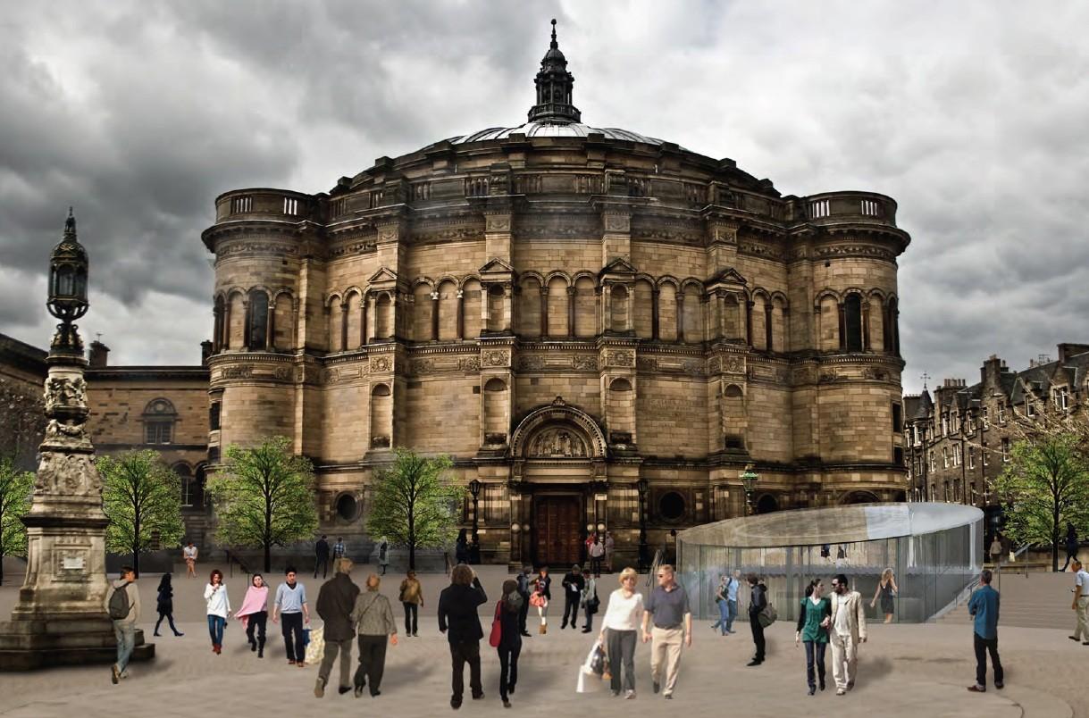 THE 'Table of Tables' 2021 - University of Edinburgh masuk pemeringkatan