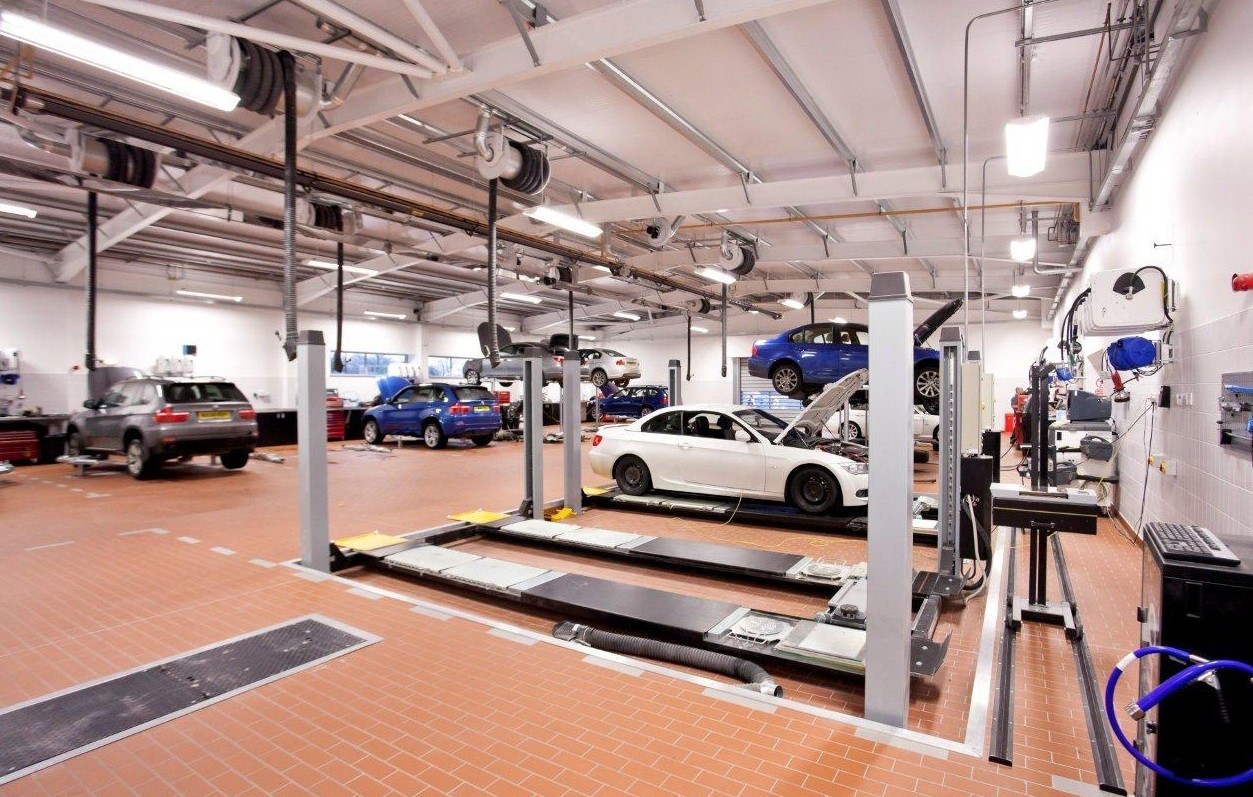 Robertson Complete Work On BMW Dealership January 2012 News Architecture In Profile The