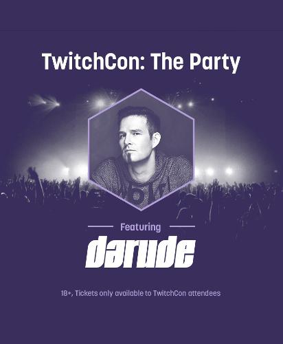 Darude TwitchCon