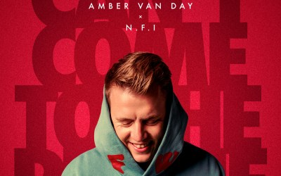 MARTIN JENSEN, AMBER VAN DAY AND N.F.I ARE BUSY WRITING ANTHEMS ON LATEST SINGLE 'CAN'T COME TO THE PHONE'