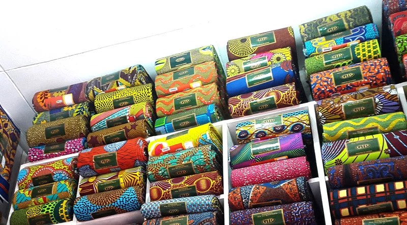 Cotton Fabric Yard