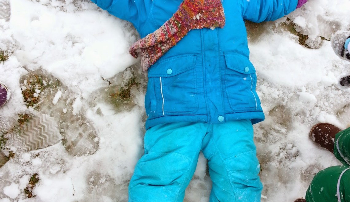 Keep Calm and Don't Forget The Snow Pants