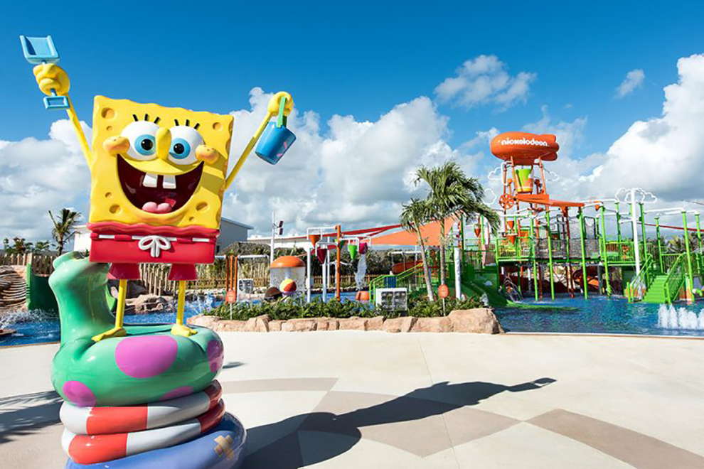 Family friendly travel? A review of Nickelodeon Punta Cana