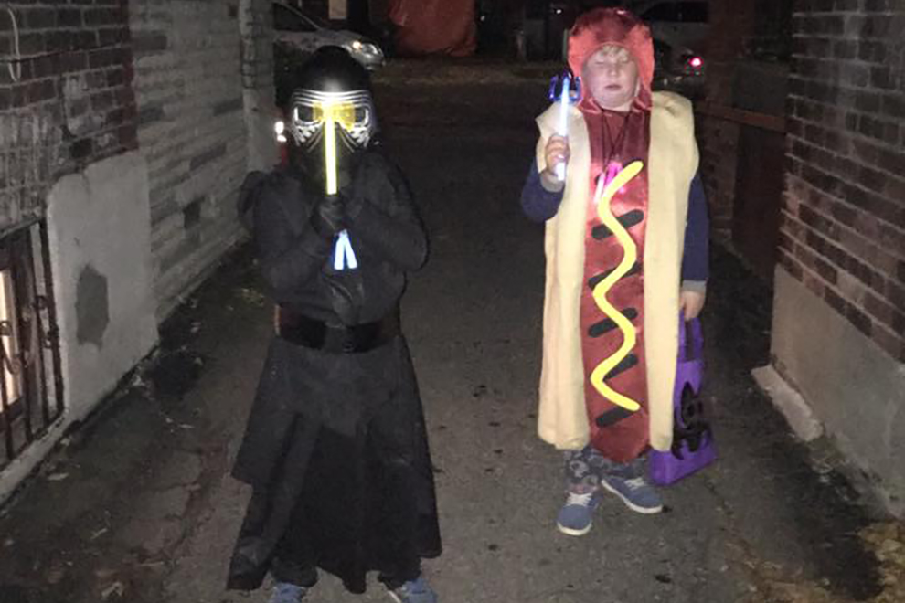 This year's best Halloween costumes