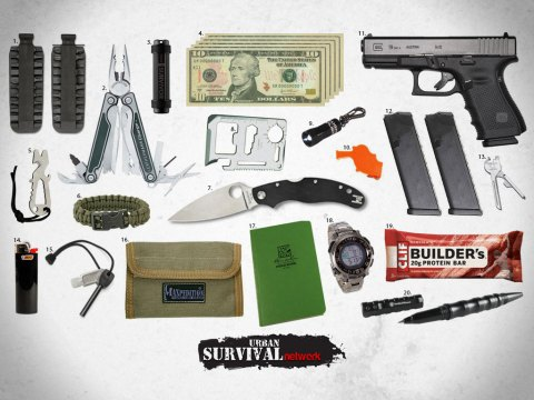Ultimate Urban Survival EDC Gear