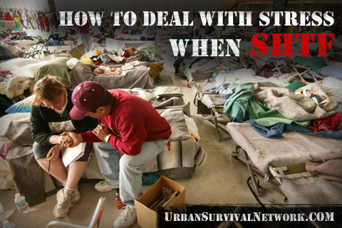 Managing Stess During an Emergency