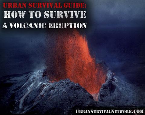Supervolcano survival guide