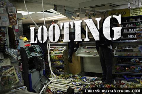 Looting
