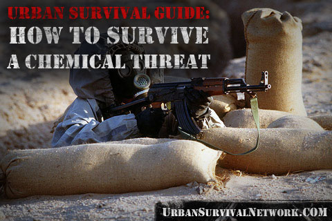Chemical Warfare Survival Guide