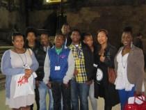 Urban Synergy Parliament Visit 2012