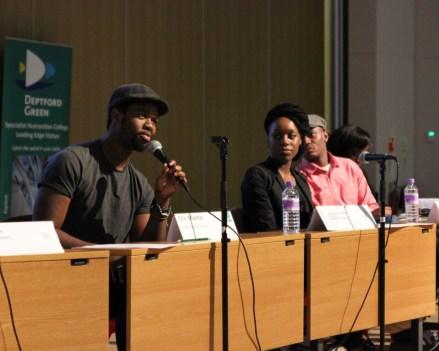 Deptford Green Academic Seminar 2012 06
