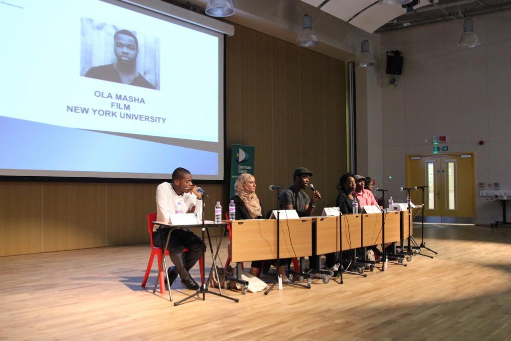Deptford Green Academic Seminar 2012 07