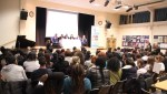 "On Thursday the 21st of November, 2013, Christ the King Sixth Form College joined with UK charity Urban Synergy to host the annual ""Top Tips To The Top Role Model Seminar"""