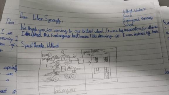 Gordonbrock Letter