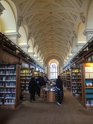 Cambridge University Visit 02