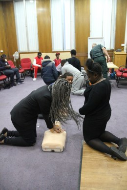 First Aid Training 2015 02