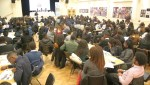 The Urban Synergy 'Top Tips to the Top' Role Model Seminar was held at Christ the King Sixth Form College, Blackheath on Tuesday 22 November.