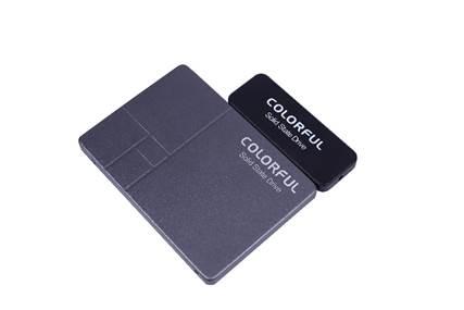 Colorful SL500 Mini SSD
