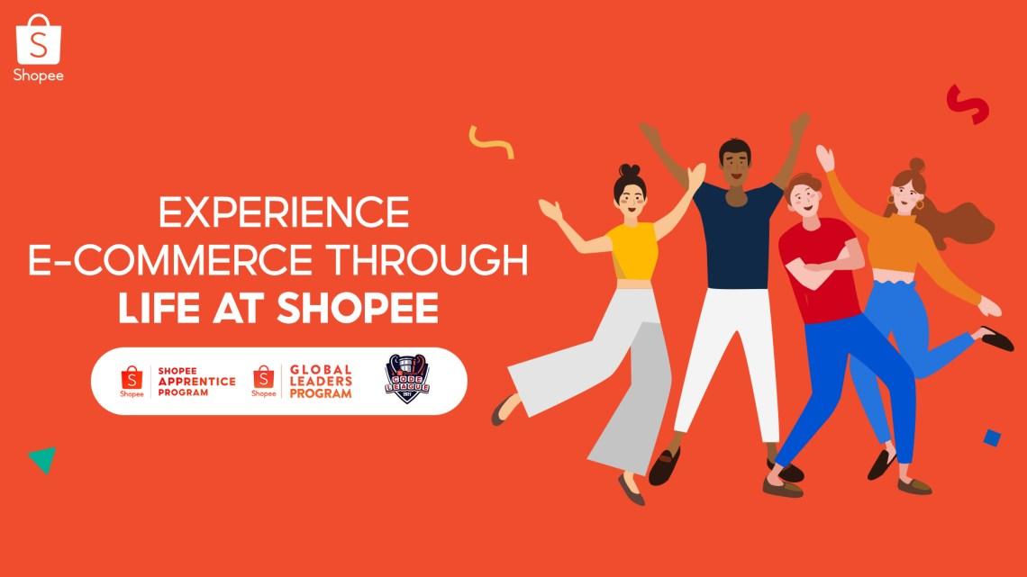 Shopee Empowers Filipino E-Commerce Talents