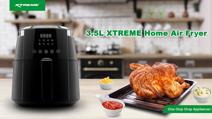 Xtreme Home Air Fryer: Most Affordable 3.5L Air Fryer