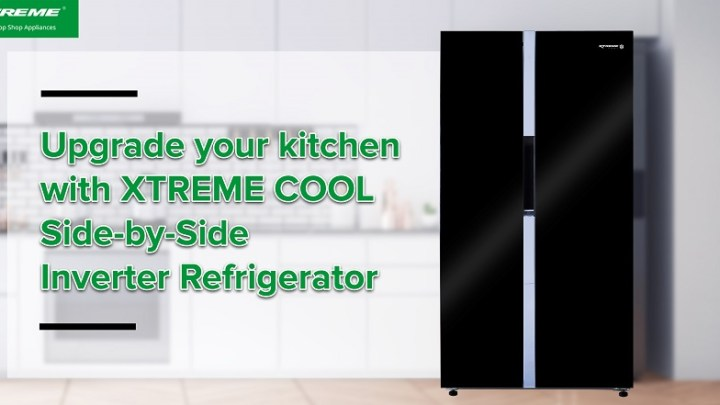 Xtreme Cool Side-by-side Inverter Refrigerator Announced