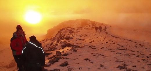 tanzania - mount kilimanjaro