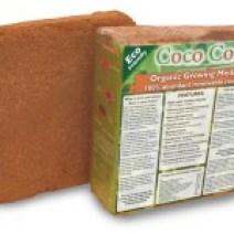 Coco Coir - survival gardening
