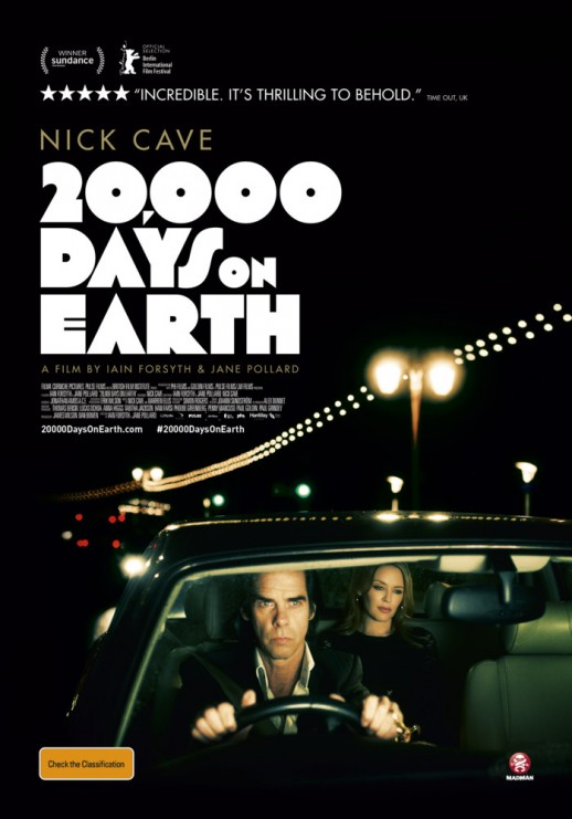 20000 Days on Earth_poster