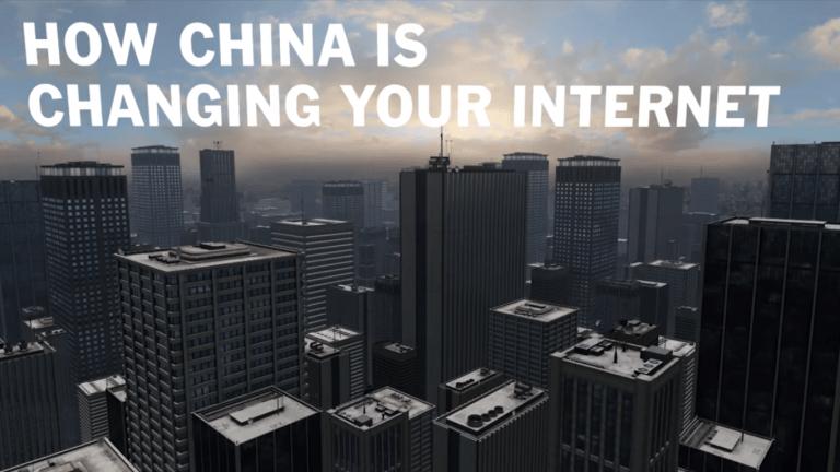 China Internet URBe