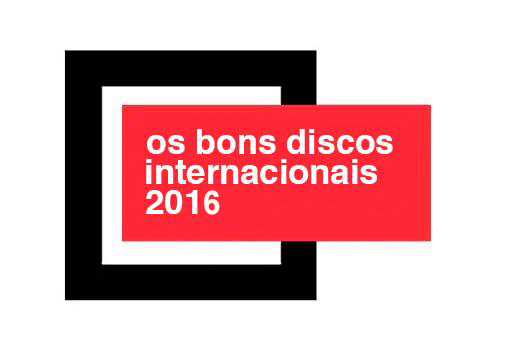 bons discos internacionais 2016