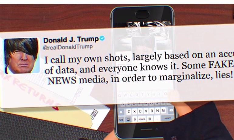 Emo Trump URBe