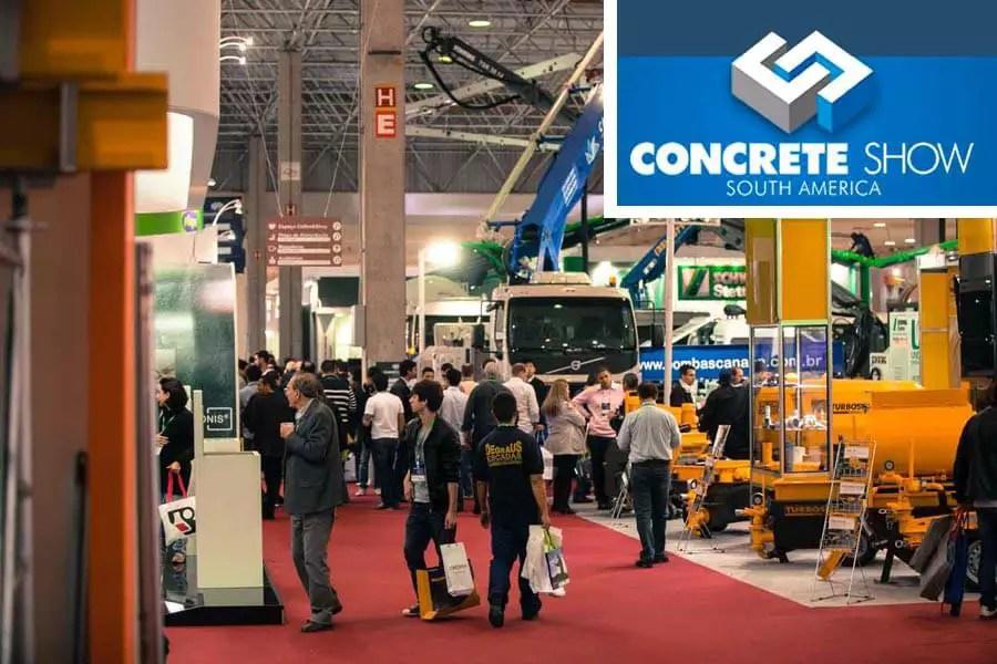 Concrete Show 2017 - Brasil