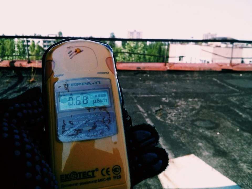 Interview: Illegal Chernobyl