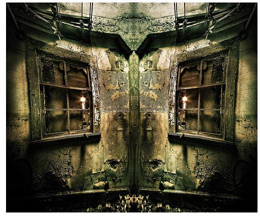 Rorschach, una foto de flyingdutchee en flickr
