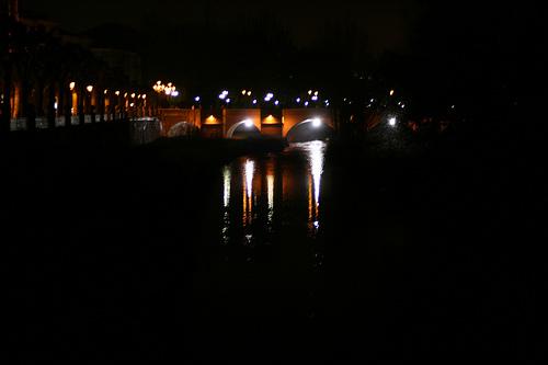 Burgos de noche