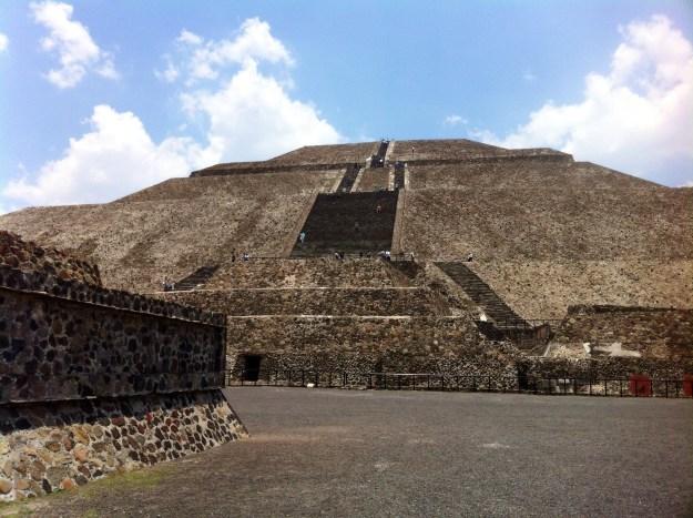 Pirámide Teotihuacán