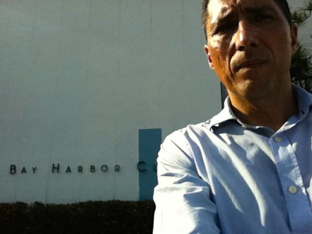 En Bay Harbor, la urbanización del apartamento de Dexter