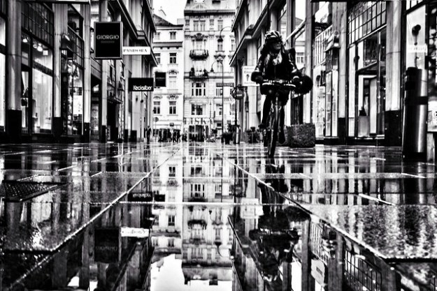 After the rain, by Dragan