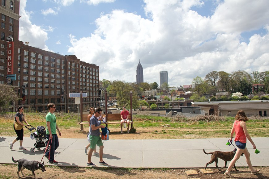 Photo of Atlanta's BeltLine