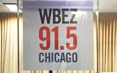 Jessica Mlinaric's book 'Secret Chicago' is featured on WBEZ's Morning Shift