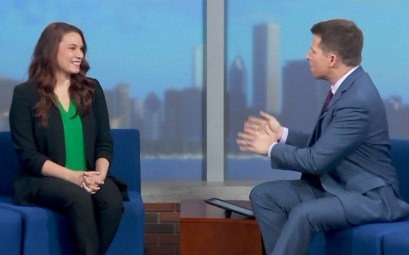 Author Jessica Mlinaric shares tips for Father's Day on WGN