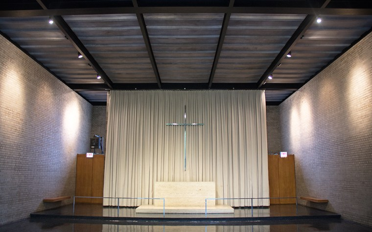 Carr Chapel by Mies van der Rohe