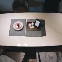 UR Design 推薦CP值超高 石面餐桌