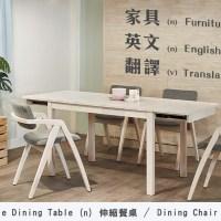 家具 英文 對照表 看國外風格案例找靈感