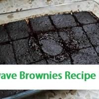 Microwave Brownies Recipe In Urdu