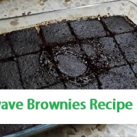 Microwave Brownies Recipe In Urdu