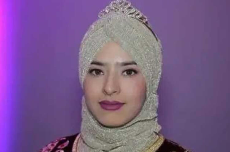 Husna Firdous Beauty Queen Morocco Girl